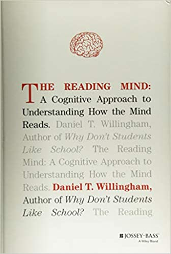 image for The Reading Mind: A Cognitive Approach to Understanding How the Mind Reads