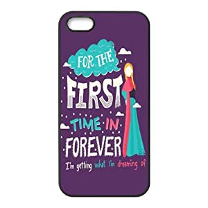 Frozen representative song Cell Phone Case for iPhone 5S by lolosakes