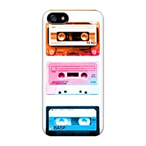 Hard Plastic Iphone 5/5s Case Back Cover,hot Cassettes Case At Perfect Diy