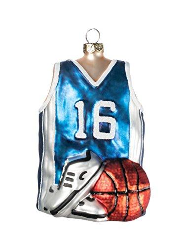 (Sullivans Basketball Jersey Decorative Hanging Ornament)