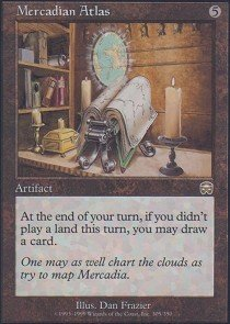 Magic: the Gathering - Mercadian Atlas - Mercadian Masques
