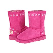 UGG Toddlers Classic Embroidery Boot