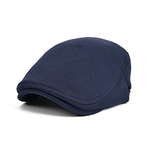 ac5c00d06cb0e VOBOOM Men s Cotton Flat Ivy Gatsby Newsboy Driving Hat Cap 039 - Buy  Online in UAE.