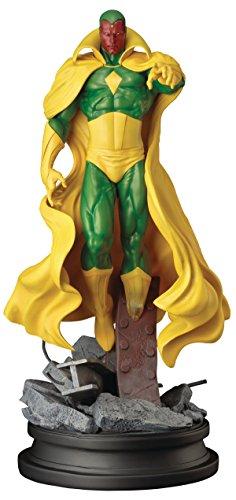 Kotobukiya Marvel Universe Vision Fine Art Statue Action Figure - Fine Art Statue