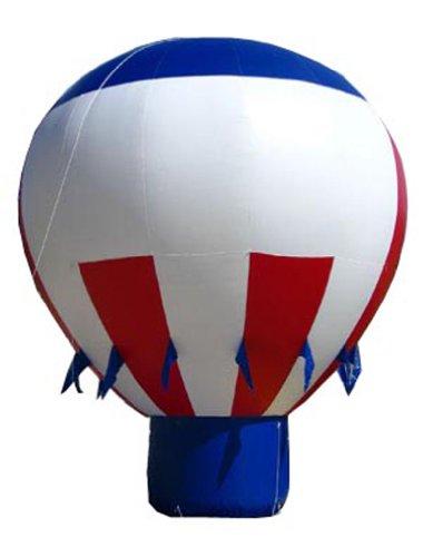 LookOurWay Giant Balloon, Red/White/Blue, 26-Feet