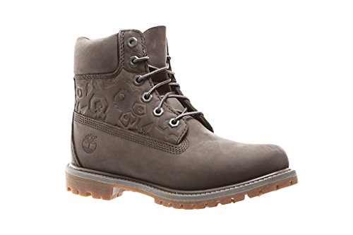 A1k3p Premium W Embossed Boot Tower Trainers in Timberland Women's Eiffel 6 wTq6Wa7