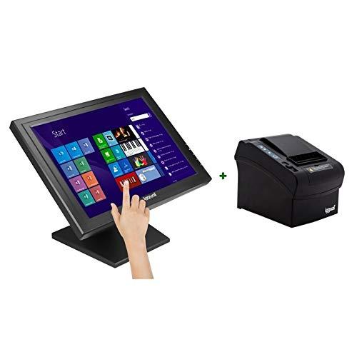 iggual Kit Monitor TÁCTIL 17 + Impresora TÉRMICA: Amazon.es ...