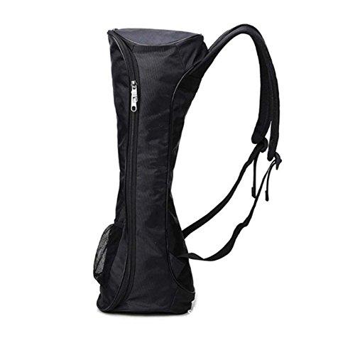Waterproof Hover Board Bag Scooter Carrying Handbag Backpack Durable Fashion Handbag for 6.5″ and Two Wheels Self Balancing Scooters Black