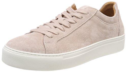 Rose Noos Sneaker Basses Sfdonna Femme Rose SELECTED Suede Adobe Sneakers FEMME BqTa8Ha