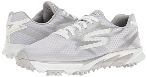 Pictures of Skechers Performance Women's Go Golf Blade 13635 White and Pink 4