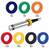 Baseball/Softball On-Deck Circle Bat Weights (Available in 7 Colored Weights)