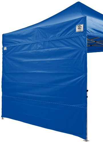 Impact Canopies Pop Up Canopy Tent 10' Sidewall Kit (2) Pack