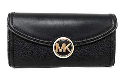 Michael Kors Fulton Large Flap Continental Wallet 35F9GFTE3L-001