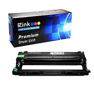 E-Z Ink (TM) Compatible Black Drum Unit Replacement For Brother DR221CL (1 Black Drum Unit) Compatible With HL-3140CW HL-3170CDW MFC-9130CW MFC-9330CDW MFC-9340CDW Laser Printer
