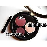 Sally Hansen Natural Beauty Instant Definition Eye Shadow Palette .13 oz (3.6 g)