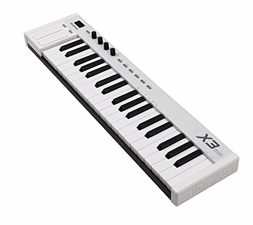 midiplus x3 mini key controller white free shipping 11street malaysia keyboard piano. Black Bedroom Furniture Sets. Home Design Ideas
