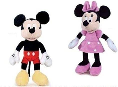 Mickey Mouse - Disney 51065030P. Peluche 6cm. Modelo aleatorio ...