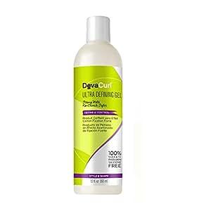 DevaCurl Ultra Defining Gel, 12 Fluid Ounce