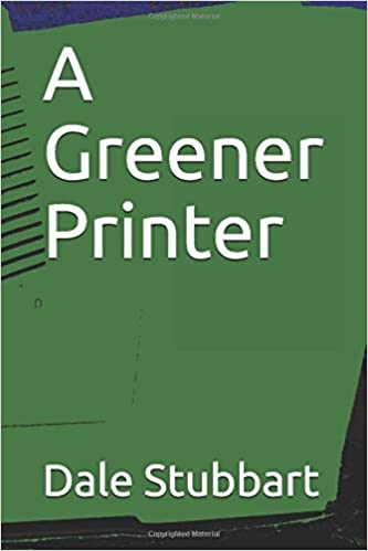 A Greener Printer