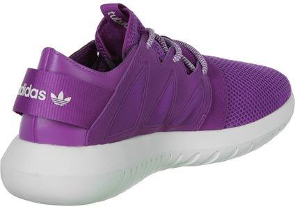 de W Zapatillas Mujer Viral Gimnasia Tubular para Adidas Violet ZaqwS7n