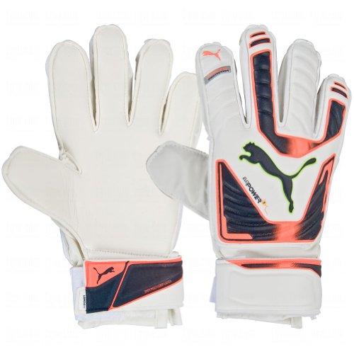Puma Evo Power Protect 3 Junior Goalie Glove, White-5 by PUMA