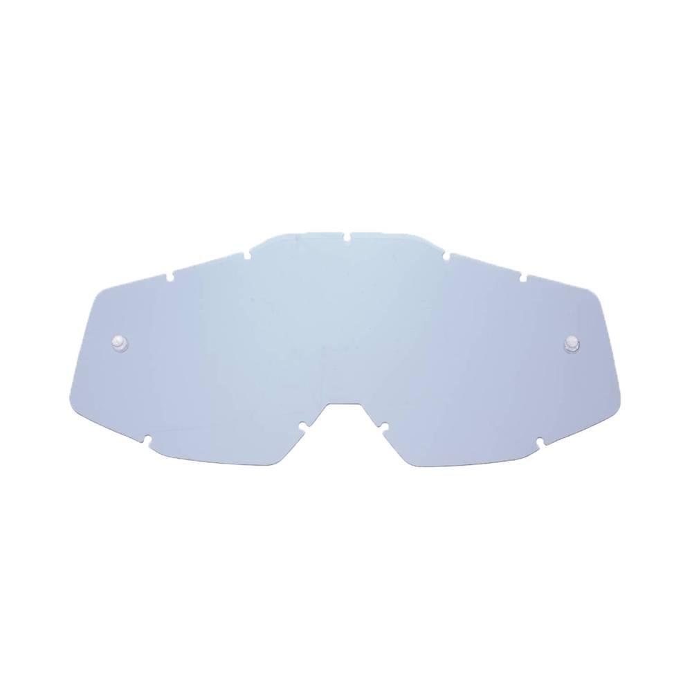 SeeCle 41S212 lentilles de rechange pour masques rouge effet miroir compatible avec masque 100/% Racecraft//Strata//Accuri