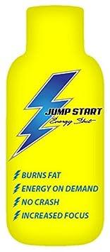 JumpStart Natural Energy Shot 12 bottles per case
