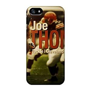 Case Cover Joe Thomas Nfl Player/ Fashionable Case For Ipod Touch 4 Cover