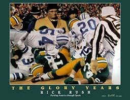 - Limited Edition Framed Green Bay Packers Numbered Print #1390 of 5,000 -