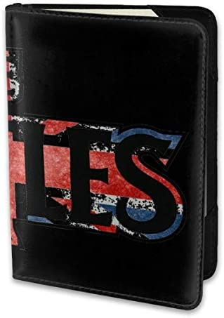 The Beatles ビートルズ パスポートケース メンズ 男女兼用 パスポートカバー パスポート用カバー パスポートバッグ 小型 携帯便利 シンプル ポーチ 5.5インチ高級PUレザー 家族 国内海外旅行用品