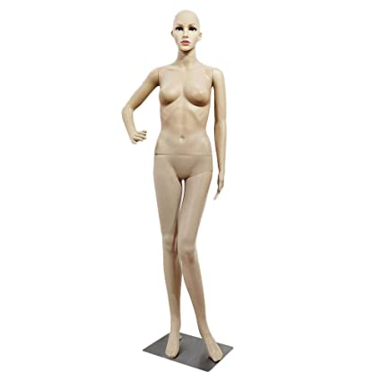Amazon Com Hengst Mannequin Xsl1 Female Akimbo Bent Foot Body Model