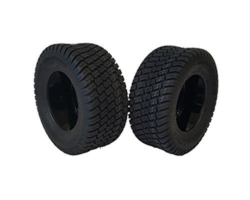 (2) Puncture Resistant 16x6.50-8 Turf Tire with Liner for...