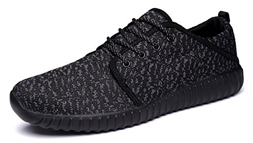 Women fashion breathable woven sneakers sport and casual shoes - 8