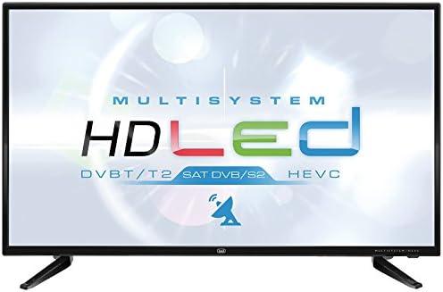Trevi LTV 3205 Sat TV 32 LED HEVC satélite DVB-S2 negro: Amazon.es: Electrónica