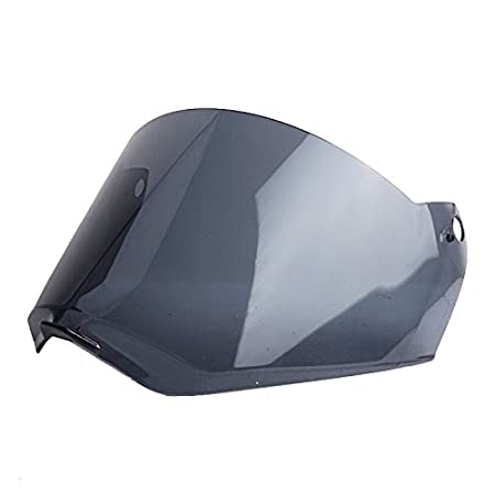 LS2 Pioneer MX436 Motorcycle Helmet Visor Shield (Dark Smoke) LS2 Helmets