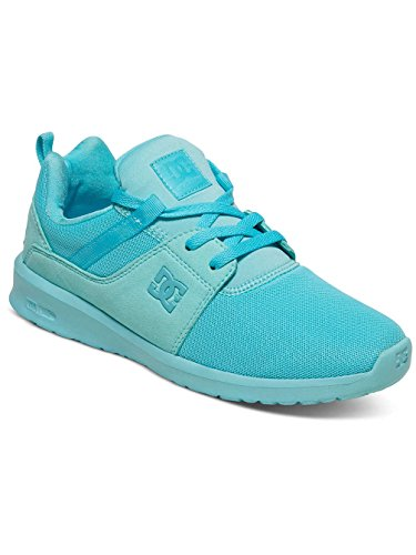 Scarpe Donna Dc Heathrow Mint (Eu 40.5 / Us 9 , Verde)
