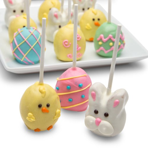 Easter Cake Pops - Set of 12