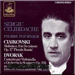 Antonin Dvorak Pyotr Il Yich Tchaikovsky Sergiu