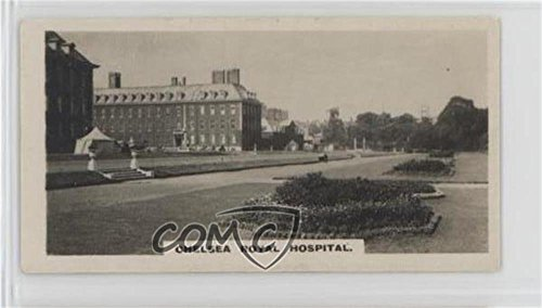 Chelsea Royal Hospital COMC REVIEWED Good to VG-EX (Trading Card) 1926 Westminster British Royal and Ancient Buildings Series 2 - Tobacco [Base] #44