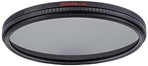 Manfrotto MFESSCPL-62 62 mm Essential Circular Polarizer Filter