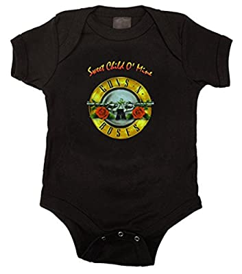 Guns and Roses Bullet Baby Creeper Romper by Guns and Roses that we recomend personally.