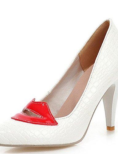 GGX/Damen Schuhe Stiletto Heel Spitz Zulaufender Zehenbereich Pumpe mehr Farbe erhältlich black-us5.5 / eu36 / uk3.5 / cn35