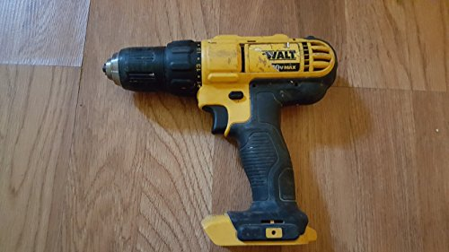 Dewalt DCD771 20V MAX Cordless Lithium-Ion 1/2 inch Compact Drill Driver (Bare tool)