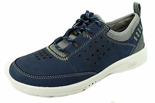Rockport 133546 - Zapatos de cordones para mujer Azul