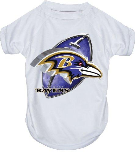 Hunter MFG Baltimore Ravens Performance T-Shirt, Medium, My Pet Supplies