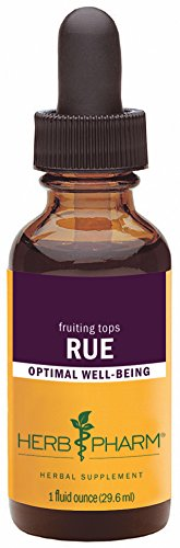 Herb Pharm Certified Organic Rue Liquid Extract - 1 Ounce