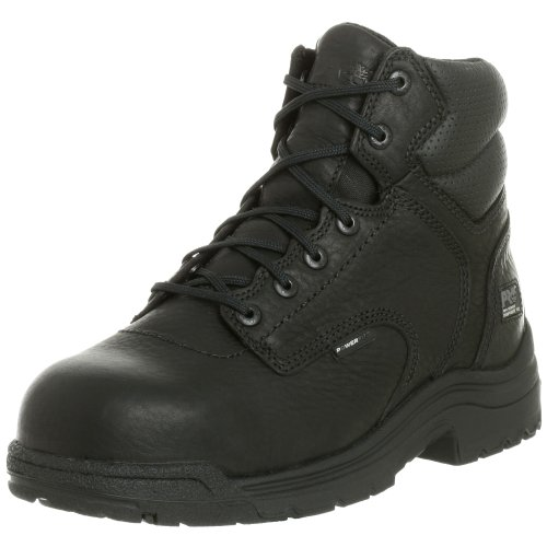 Timberland PRO Men's 50507 Titan 6'' Composite Toe Boot,Black,9 W by Timberland PRO