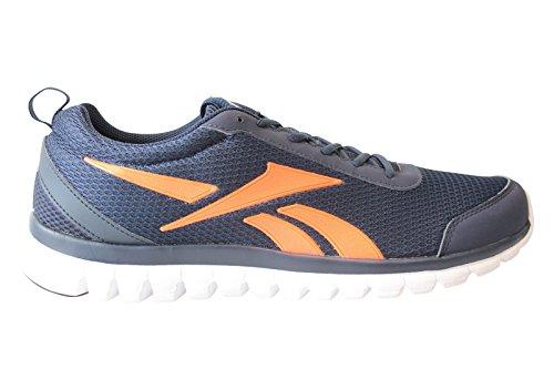 Course 40 Bleu de Sport Chaussures Reebok Sublite Homme EU UzqFPI