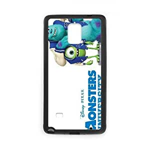 SamSung Galaxy Note4 phone cases Black Monsters Inc cell phone cases Beautiful gifts TRIJ2774360