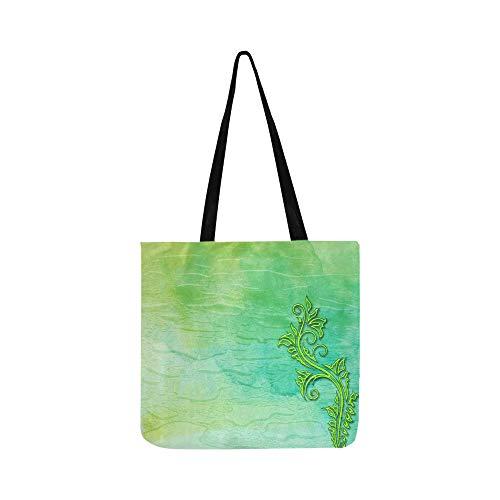 (Scrapbooking Paper Texture Scrapbook Canvas Tote Handbag Shoulder Bag Crossbody Bags Purses For Men And Women Shopping Tote)